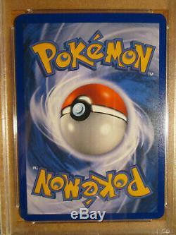 Psa-9 Pokemon Dracaufeu Card Ex Dragon 100/97 Secrète Rare Holo Mint 2003
