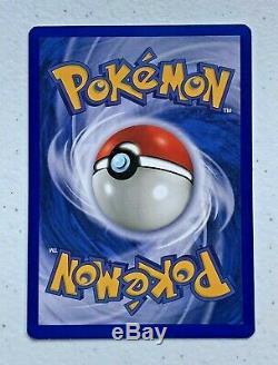 Rare! 1999 Charmeleon Carte Pokemon 24/102 De L'étape 1 Lv. 32 # 5 Base Set Old Vintage
