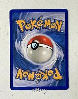 Rare! 1999 Machamp 1ère Édition 8/102 Carte Pokémon De Base Assistants Holo Etape 2