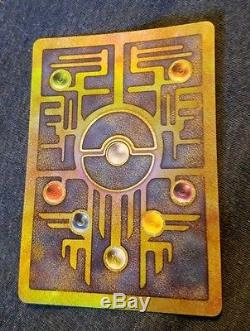 Rare Ancient Mew Pokemon Card