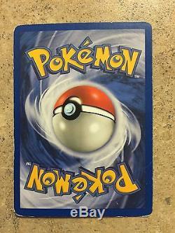 Rare Carte Pokemon Espagnole Krabby