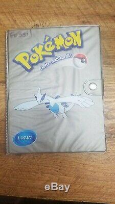 Rare Complete Pokemon Fossil Set 62/62 100% Original Vintage Cartes 15 Holos