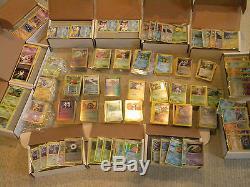 Rare Holo Pokemon Card Lot 101 000 Cartes! Charizard 90 000 Com / Unc 11 000 Holo