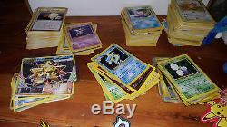 Rare Holo Pokemon Collection De Cartes Promo 1ère Édition Holo Ultra Pièces De Pin Pin Grand Lot