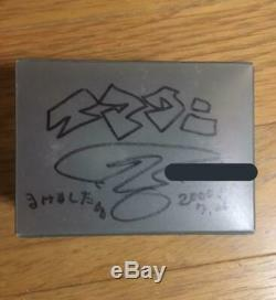 Rare Imakuni Signé Autograph Pont Case Carte Pokémon 2000 Non Winner Charizard