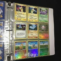 Rare Lot Charizard De Carte Pokemon Binder Collection Vintage Holo Swirl Nm-d