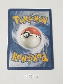 Rare Mint Collector Charizard Or Stamp Holo Carte Pokemon Seulement 400 Jamais Fait