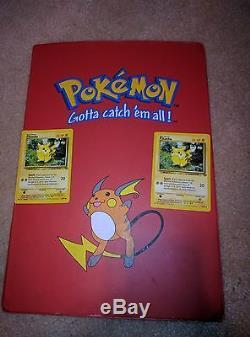 Rare Pikachu Pokemon Card Jungle Set Nouveau Ultra Rare 60/64 1995 Cartes À Collectionner