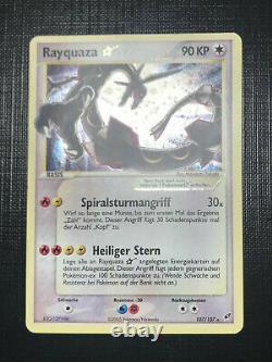 Rare Rayquaza Goldstar Ex Deoxys Gold Star Pokemon Card Nm Mint Psa Bgs