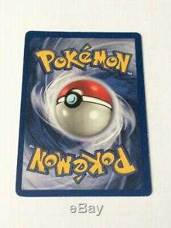 Rare (oc) Set De Base 4/102 Charizard Holo Carte Pokémon Miscut Off Foil Foil