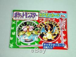 Sealed 1995 Pokemon Topsun Booster Pack 1er Rare Imprimé Cartes Jamais