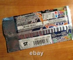 Sealed Japonais Pokemon Cp6 20th Anniversary Set Card Booster Pack Xy Base Break