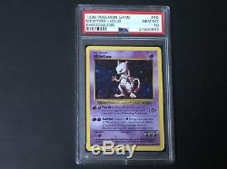 Shadowless Holos Graded Psa 7-10 # 1-16 Rare Pokemon Cartes