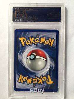 Shadowless Zapdos 16/102 Holo Rare Base Set Carte Pokémon Psa 10 Gem -pop 32
