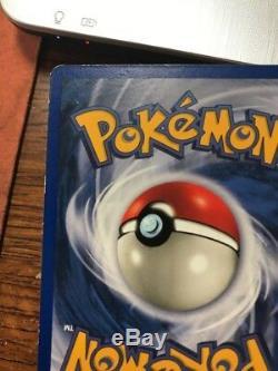 Shrizard Charizard 107/105 Holo Rare Unlimited Neo Destiny A Joué À Une Carte Pokémon