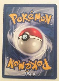 Très Rare Charmander 46/102 Original Pokemon Card