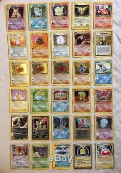 Très Rare Collection De Cartes Pokémon