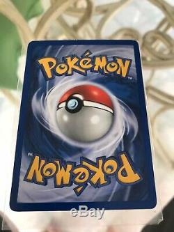 Typhlosion 17/111 1ère Édition Neo Genesis Rare Holo Carte Pokemon 2001 # 1