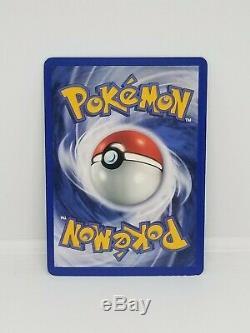 Typhlosion 17 Rare Holo Carte Pokemon Neo Genesis Set Collection / 111 Originale