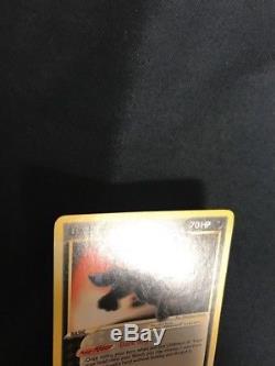 Umbreon Gold Star Promo # 17 Carte Pokémon Pop 5 Série Ultra Rare Near Mint Nm