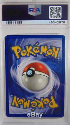 Vaporeon 28/64 Jungle 1st Edition Psa 10 Gem Mint Rare Carte Pokemon