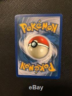 Vaporeon Gold Star Lp 102/108 Carte De Pokémon Ultra Rare Holo Power Keepers