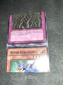 Yugioh Incroyablement Rare Misprint Demi-carte Miscut Factory Error